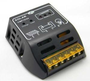 Контроллер заряда для солнечных батарей Solar