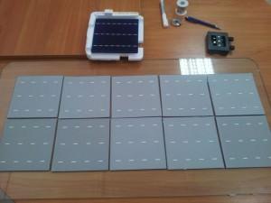 Герметизация солнечной панели