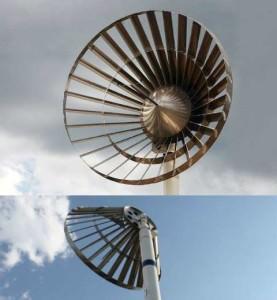 Генераторы на многолопастном роторе с направляющим аппаратом