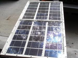 Готовая солнечная батарея