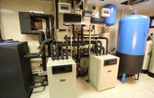 Выбор теплового насоса для отопления дома