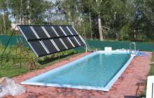 Правильный выбор солнечного коллектора для бассейна