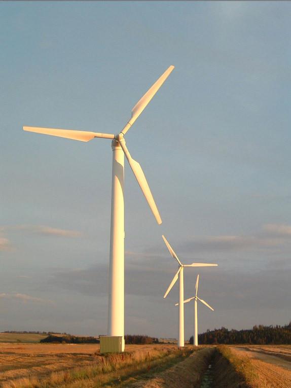 Мировые ветрогенераторы
