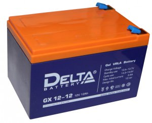 Аккумулятор для солнечной батареи GX12-12