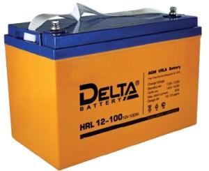Аккумулятор HRL12-100