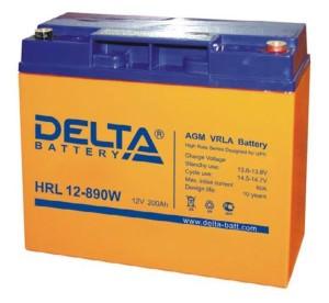 Аккумулятор HRL12-890W