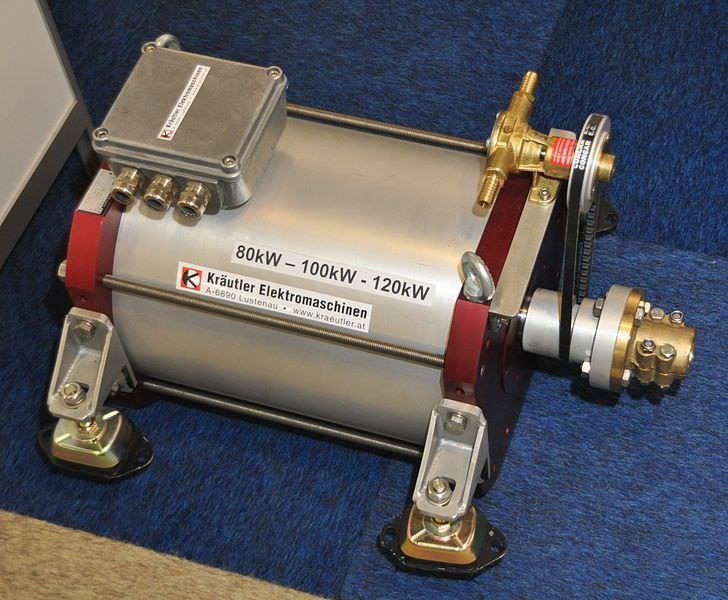 Как сделать асинхронный генератор из асинхронного двигателя