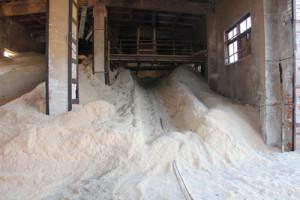 Водоподготовка сырья в цеху