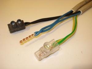 провода с клеммами