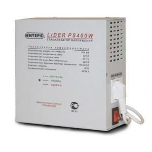 стабилизатор напряжения LIDER PS-400W