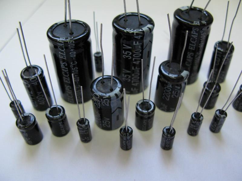конденсаторы