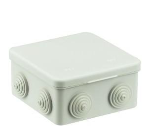 распределительная коробка для открытой проводки