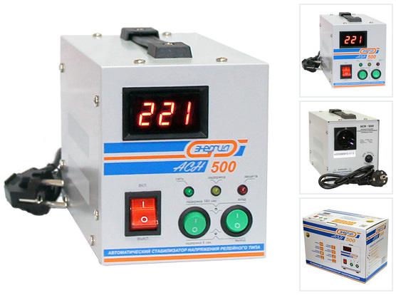 стабилизатор напряжения 220В