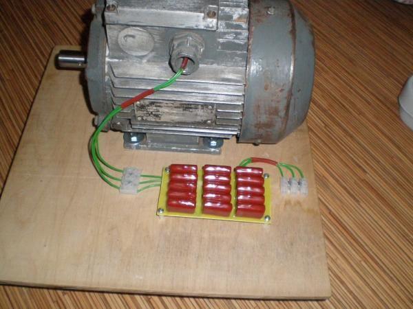 Как сделать генератор с асинхронного двигателя своими руками