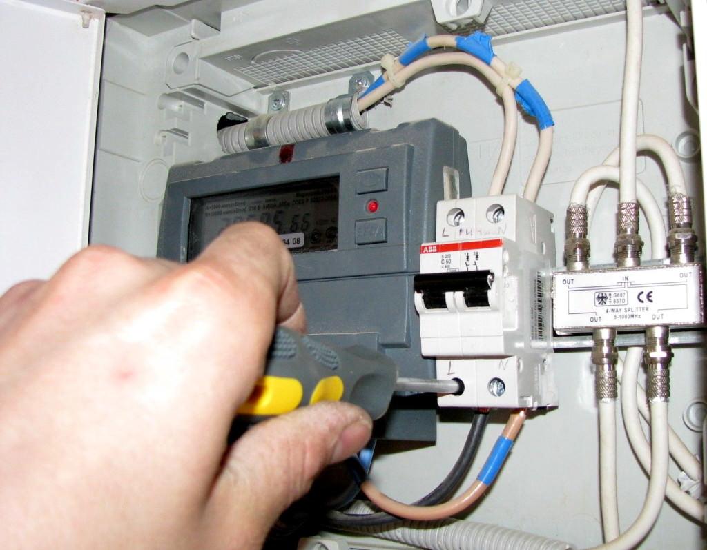 подключение электропроводки