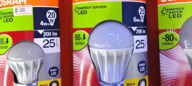 светодиодные лампы