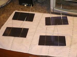 Фотоэлементы для солнечной батареи