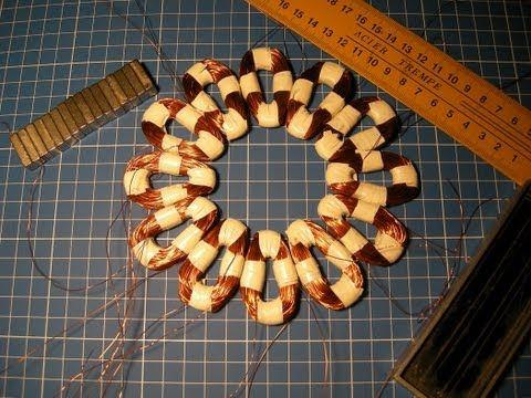Ротор ветрогенератора