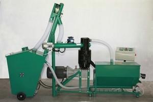 Линия промышленного типа для производства пеллет