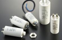 Назначение и подключение пусковых конденсаторов для электродвигателей