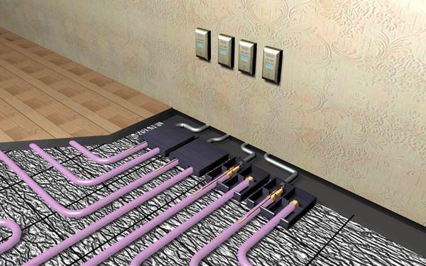 электрожидкостный пол